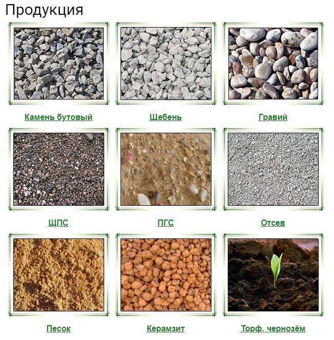 Песок или пгс что лучше. строительный песок – как выбрать нужное?