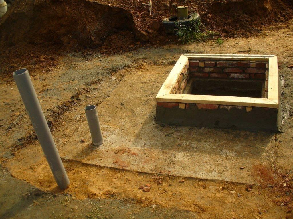 Как сделать овощную яму в гараже своими руками, отделка и утепление