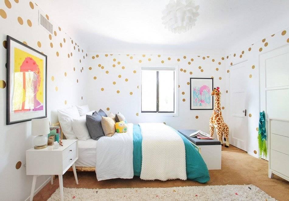 Как оформить детскую комнату для девочки: дизайн помещения и обустройство зон