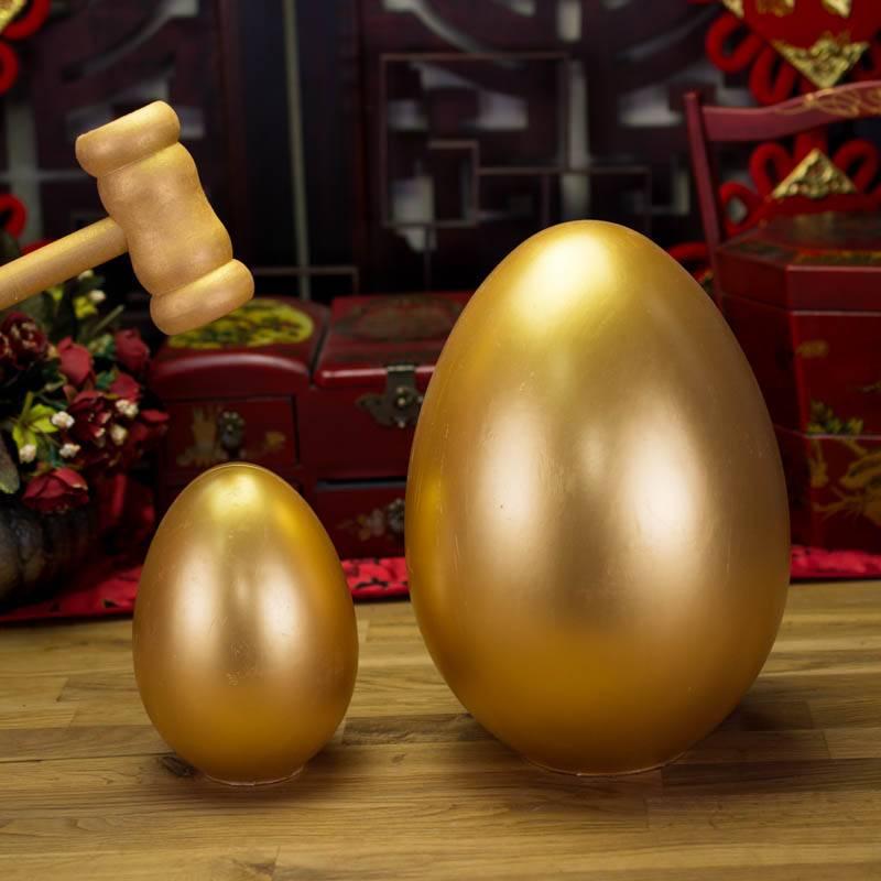 Бунгало и золотая сауна: подборка зданий со всего мира в виде пасхальных яиц – фото