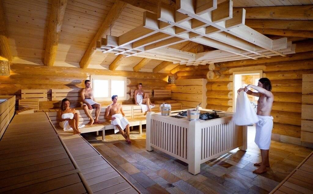 Особенности и традиции немецкой бани