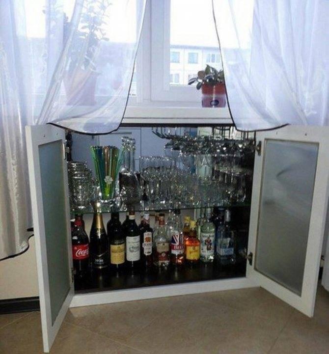 Холодильник из пластика под окном в хрущевке - цена и применение пластикового холодильника