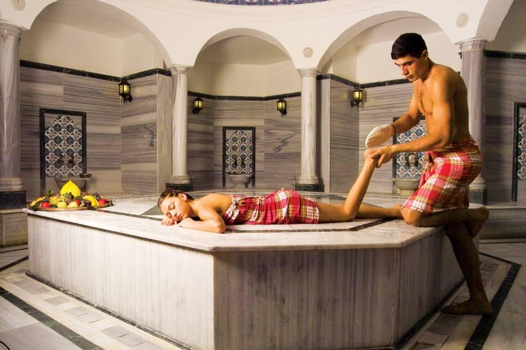 Турецкая баня хамам. польза и вред. правила посещения