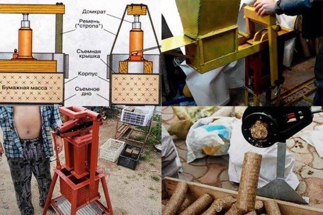 Топливные брикеты для печей и котлов: что это, промышленное производство, виды, как изготовить своими руками