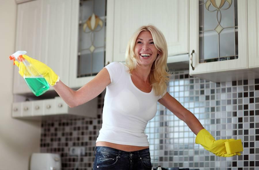Быстрая уборка в квартире за 15 минут в день и секреты экспресс-уборки перед приходом гостей