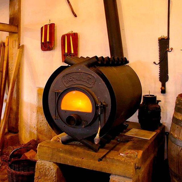 Булерьян печь для бани: критерии выбора, установка и монтаж