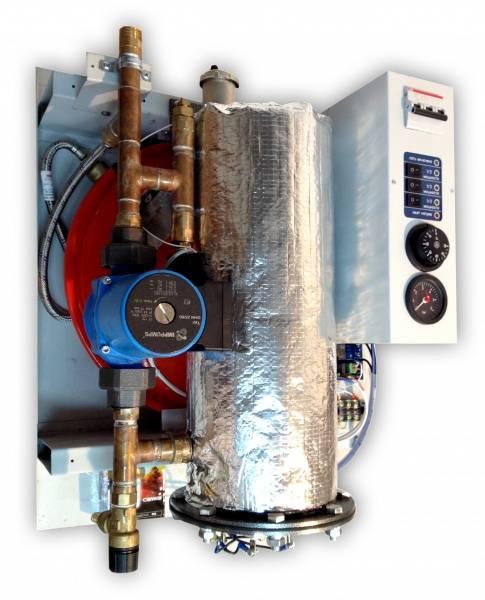 Электрический котел для отопления и горячего водоснабжения: в погоне за экономией