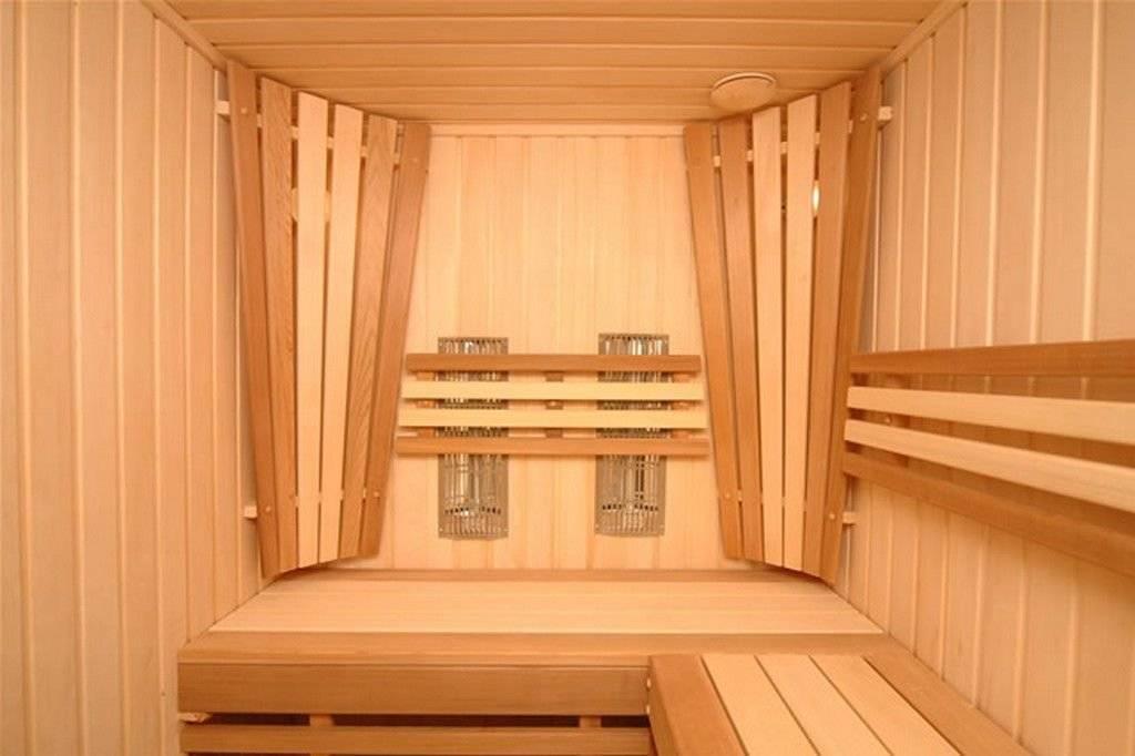 Чем крепить и как обшить потолок в бане вагонкой своими руками