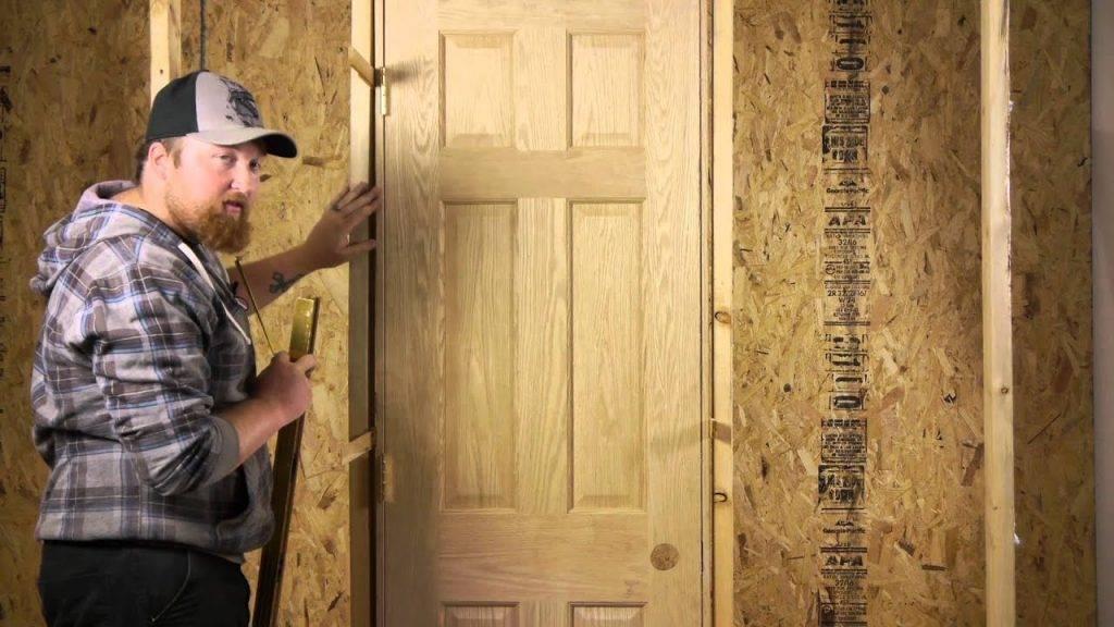 Просела межкомнатная дверь что делать, просели межкомнатные двери как отрегулировать