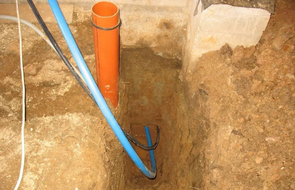 Водопровод в бане своими руками: пошаговая аннотация