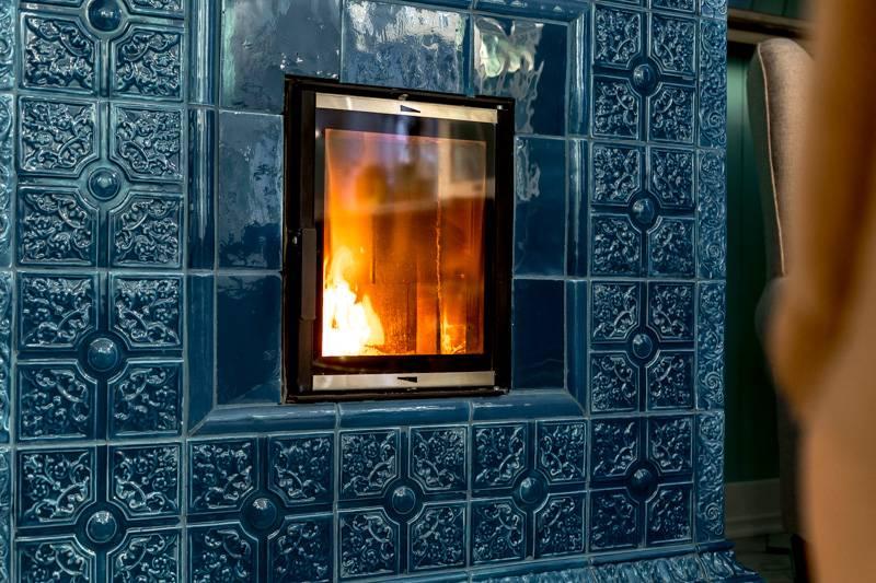 Дверцы для печей со стеклом своими руками