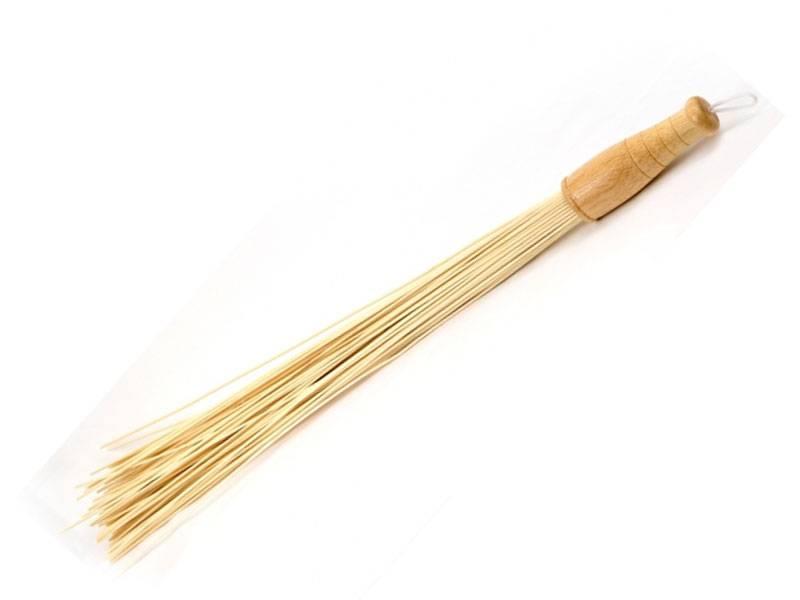 Веник для бани бамбуковый - строим баню или сауну