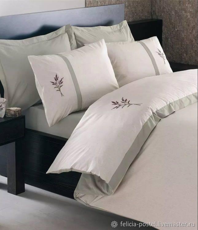 Как выбрать постельное белье — качественное и приятное для тела