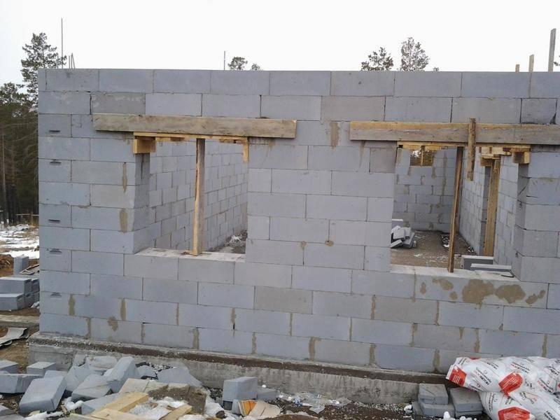 Баня из блоков: плюсы и минусы, особенности строительства