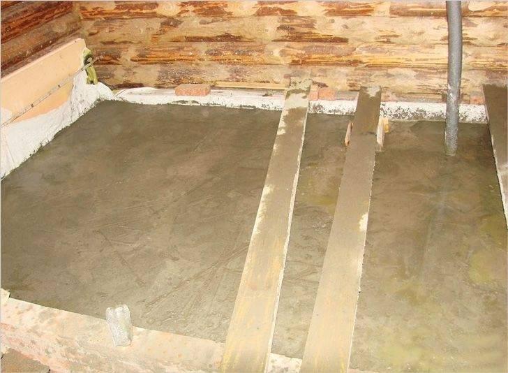 Заливка теплого пола: как правильно и чем залить стяжку, каким раствором, полусухая стяжка на водяной пол, каким бетоном заливать, фото и видео
