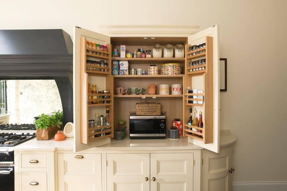 Организация хранения на кухне – 85 фото и 17 супер-идей