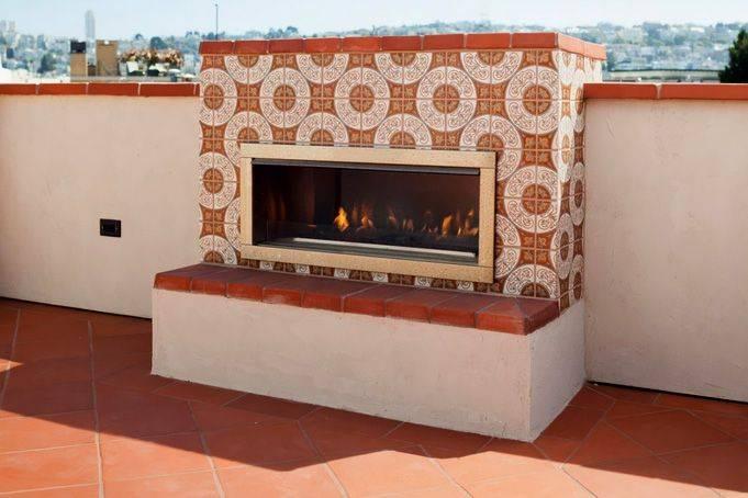 Огнеупорная керамическая плитка: выбор и облицовка