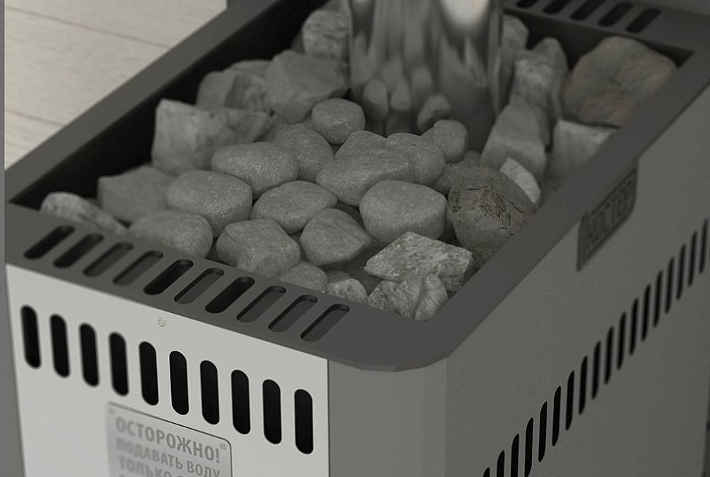 Как уложить камни в банную печь: выбор, порядок укладки, очередность