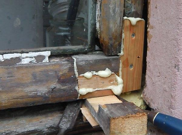 Ремонт и реставрация деревянных окон на даче своими руками