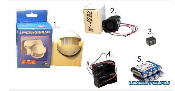 Сигнализация для гаража: гаражная охранная сигнализация для дачи своими руками, схемы и решения без электричества