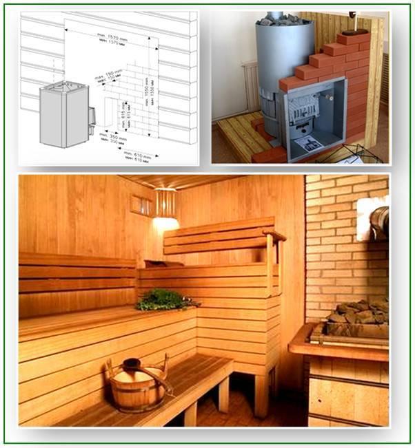Особенности возведения модульной бани