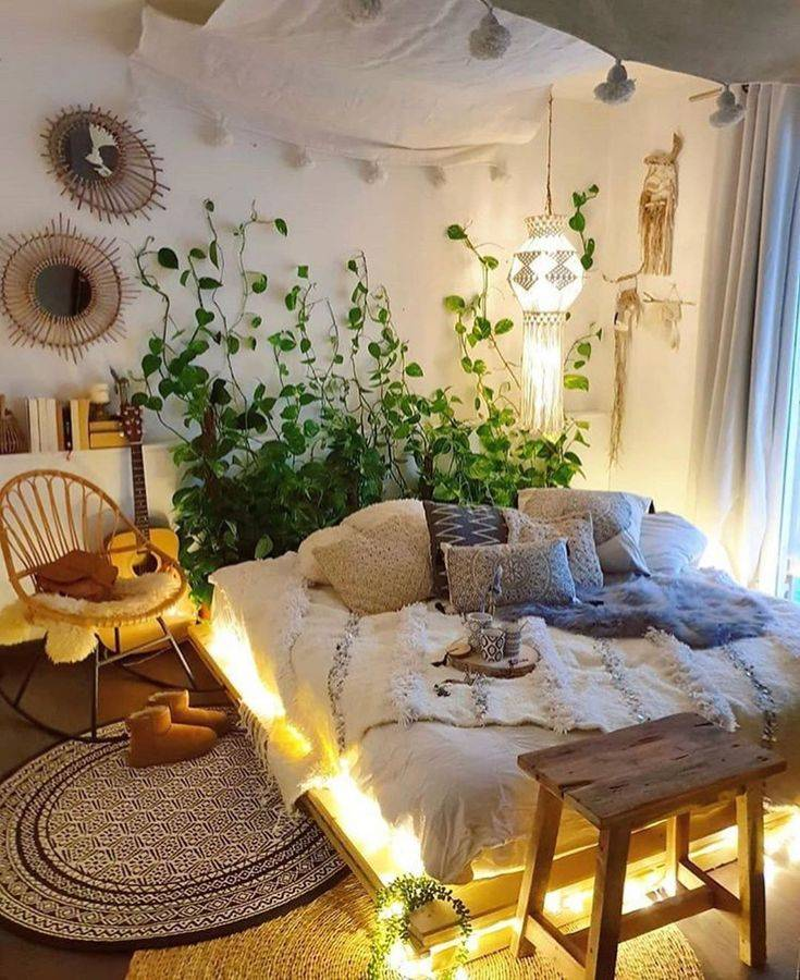 Идея интерьера для маленькой комнаты: растения в дизайне идея интерьера для маленькой комнаты: растения в дизайне