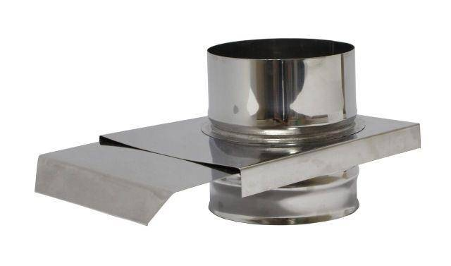 Шибер для вентиляции: назначение, классификация и конструкция