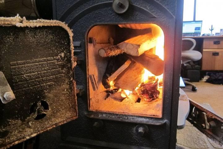 Как правильно топить новую печь из кирпича, инструкция