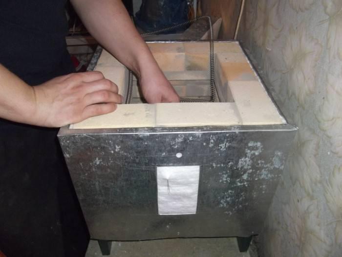 Как сделать печь для обжига керамики - советы от мастеров. жми!