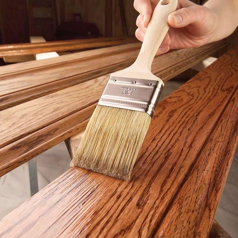 Краски по дереву: какой состав выбрать для изделий, наружных или внутренних работ в доме, обзор популярных марок