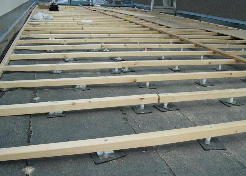 Деревянный пол на лагах: устройство своими руками - строительство и ремонт