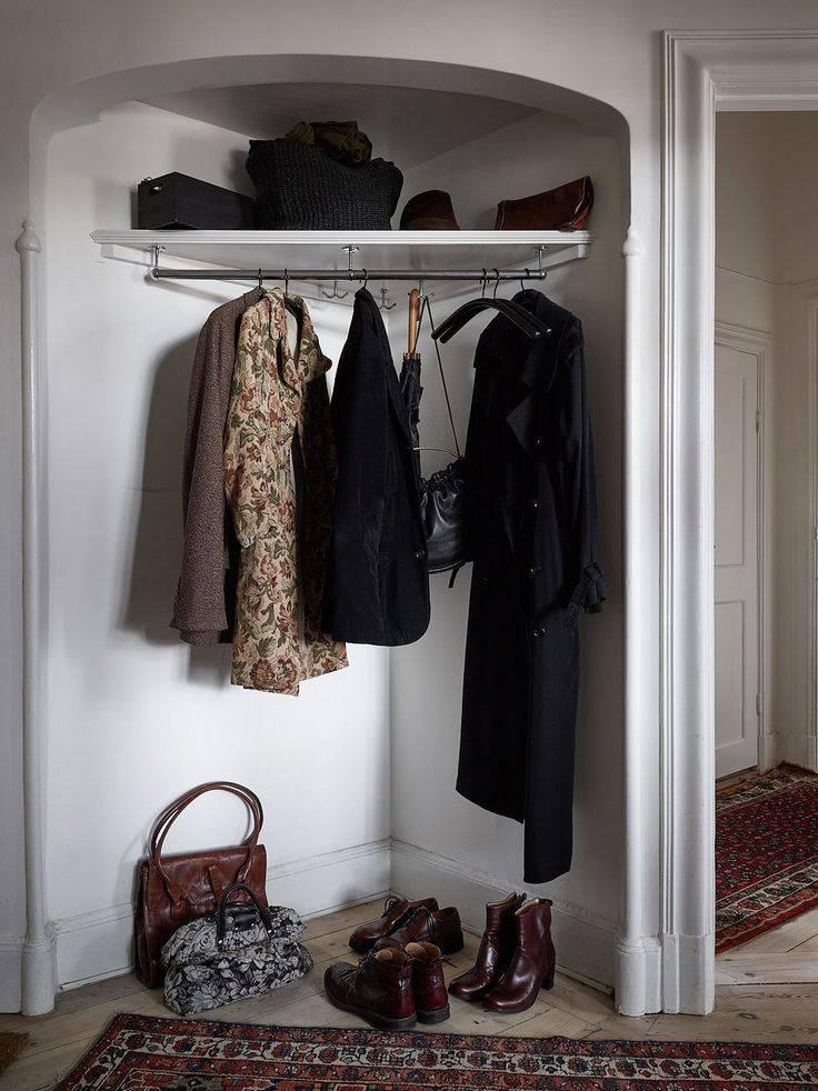 Хранение обуви, сумок и аксессуаров в прихожей: топ идеи 2020