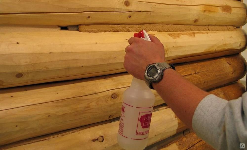 Чем покрасить сруб бани снаружи: лучшие краски пропитки и лаки