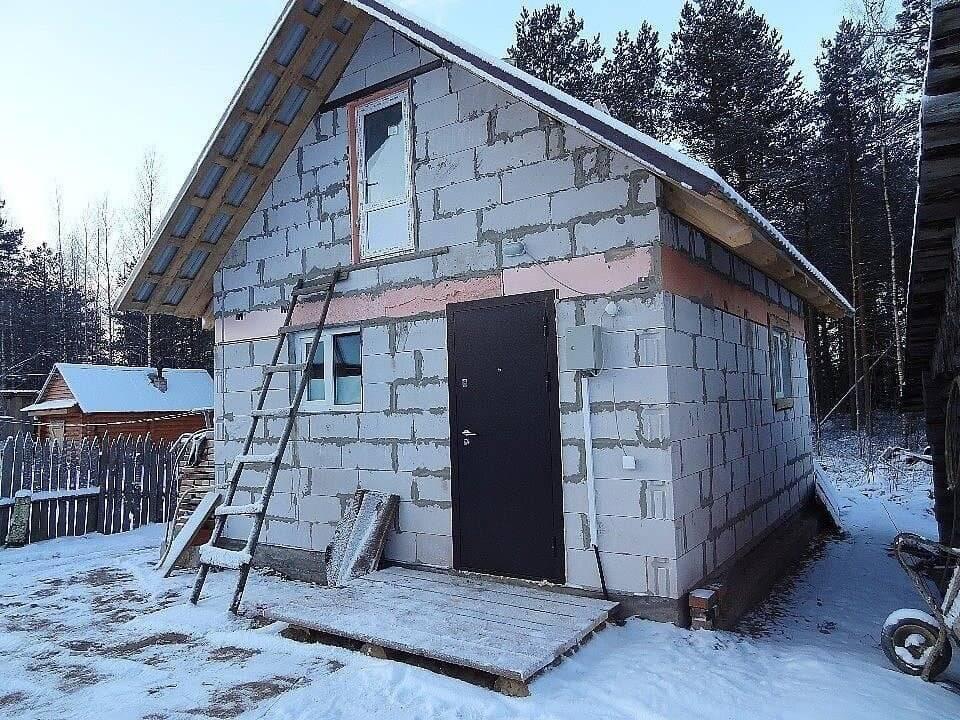 Баня из газобетона: плюсы и минусы строительство домов и конструкций из пеноблоков