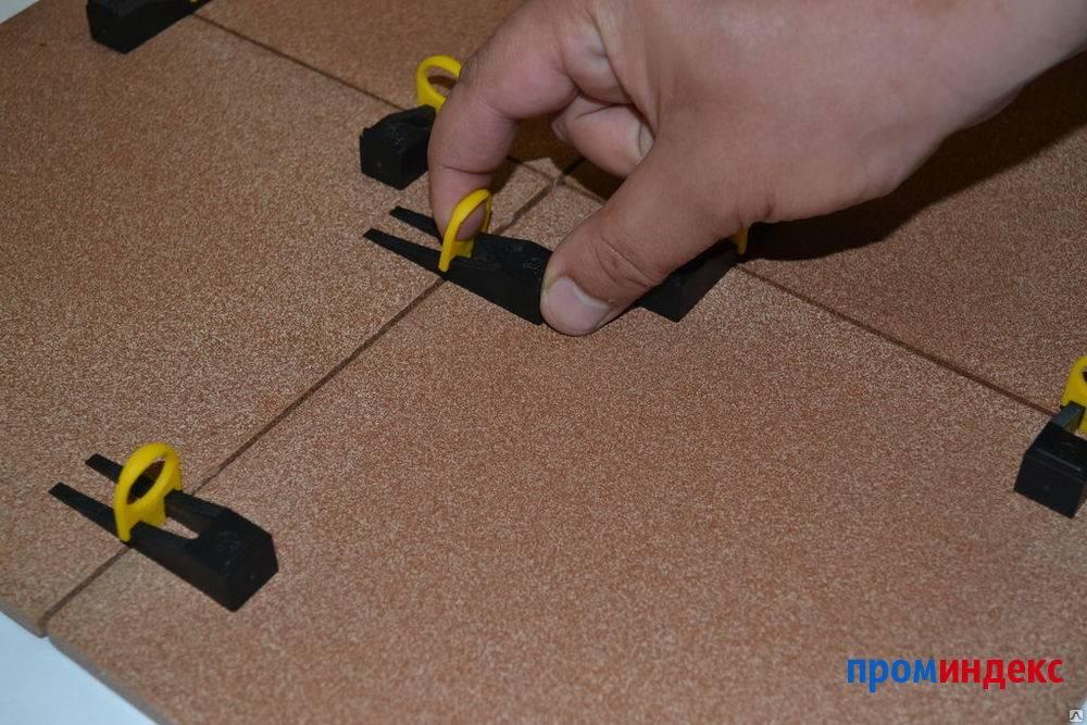 Как выбрать крестики для укладки плитки