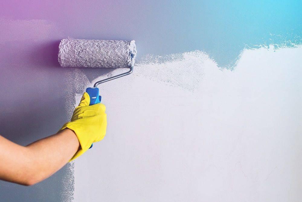 Как снять масляную краску со стен: лучшие способы, чем смыть и как очистить поверхность от старой покраски в домашних условиях
