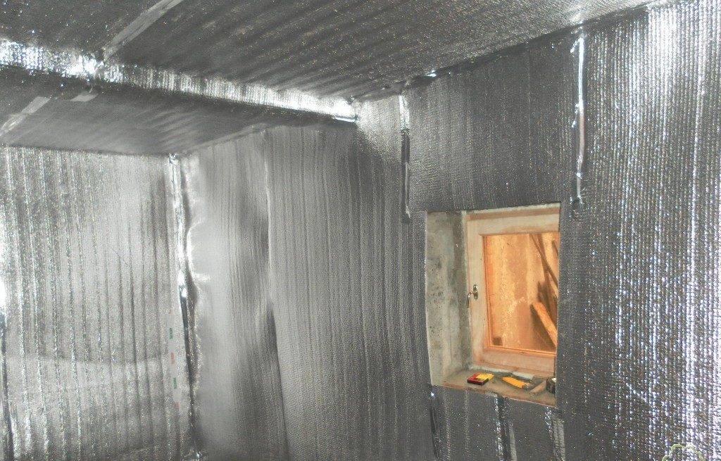 Пошаговая инструкция: как утеплить баню изнутри