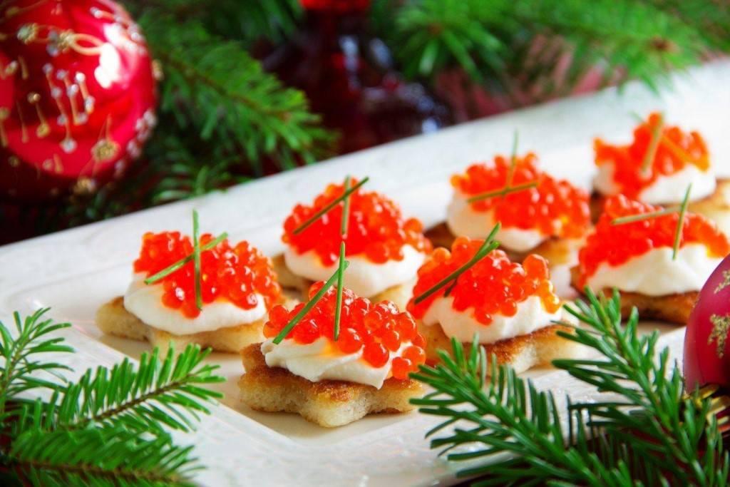 Самые популярные новогодние блюда | волшебная eда.ру