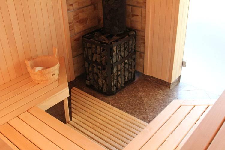 Баня в жилом доме: проекты