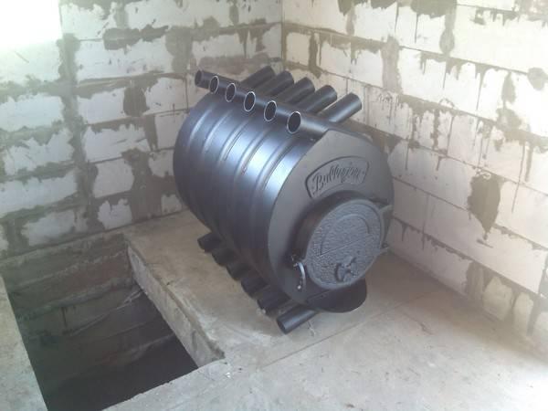 Выбор и установка булерьяна для бани