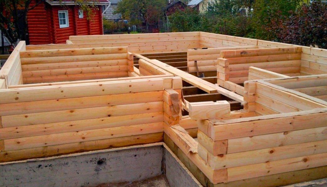 Как самостоятельно построить баню и цена на основные материалы
