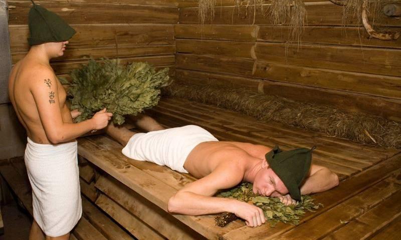 Банный день. до какого возраста полезно париться в сауне?