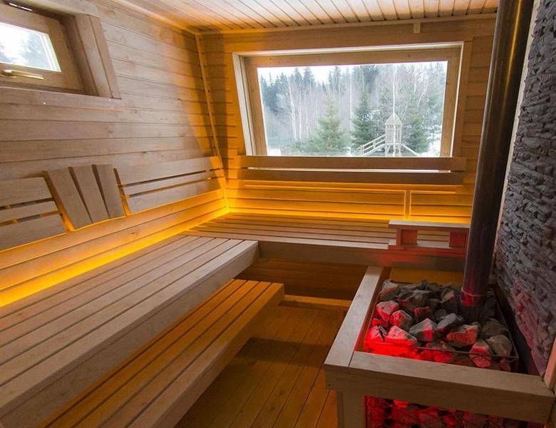 Окна в баню: размеры, виды, особенности, технологии монтажа конструкций