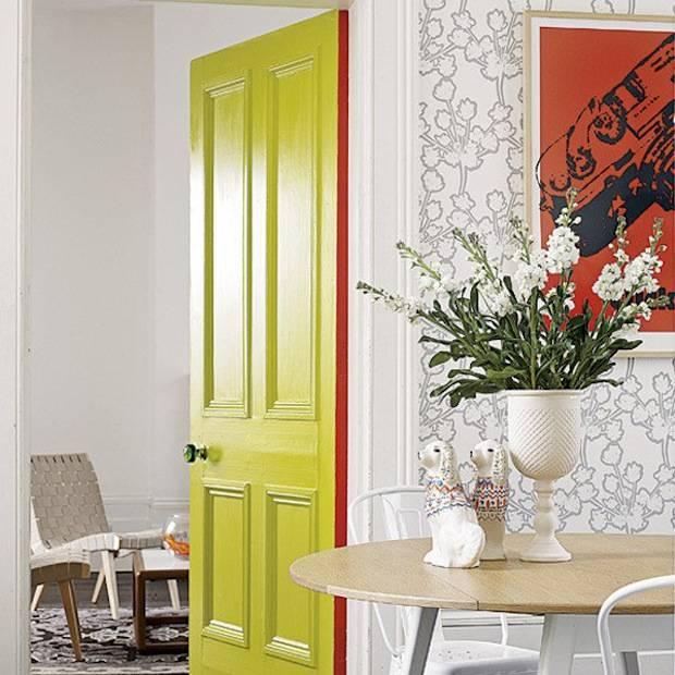 Серые двери в интерьере квартиры: 60+ фото, дизайнерские идеи оформления