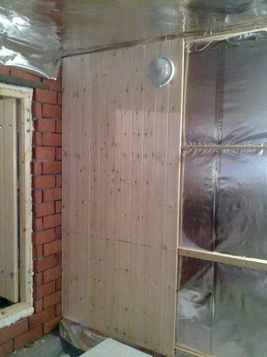 Внутренняя отделка бани из газобетона: пошаговая инструкция