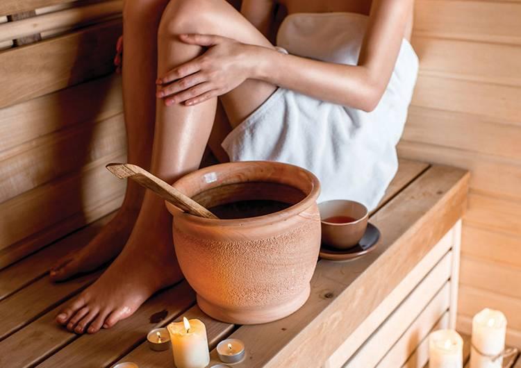 Уход за кожей в бане: паримся и молодеем!