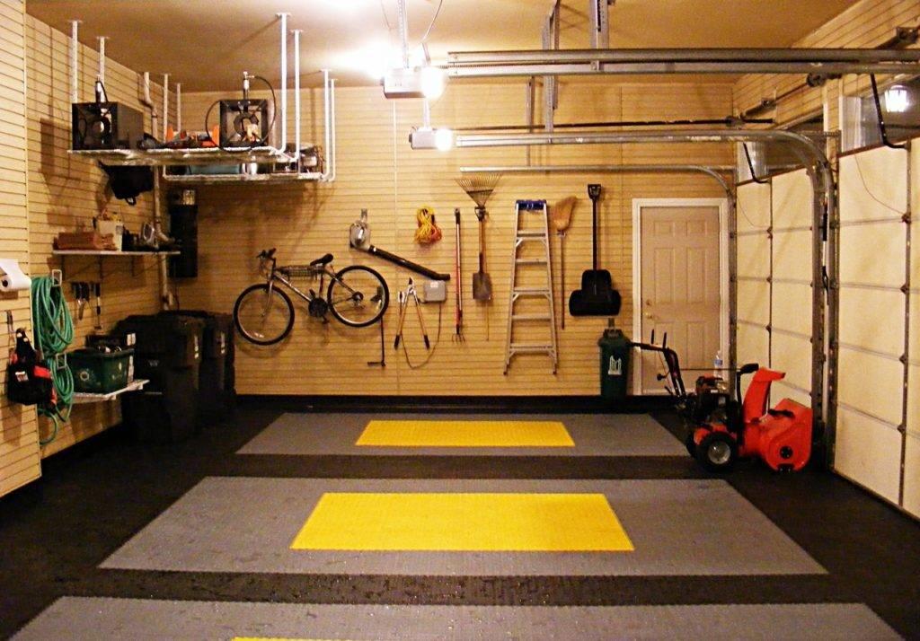 Обустройство и улучшение гаража: практические советы