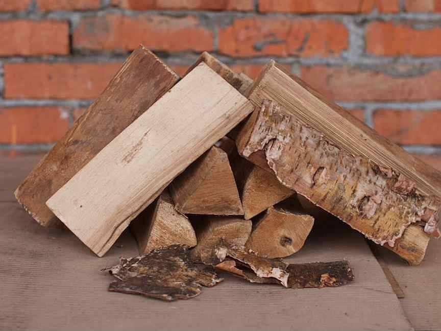 Как правильно сушить дрова на зиму