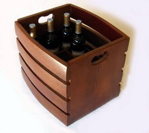 Винные деревянные ящики как один из элементов в современном интерьере винные деревянные ящики как один из элементов в современном интерьере
