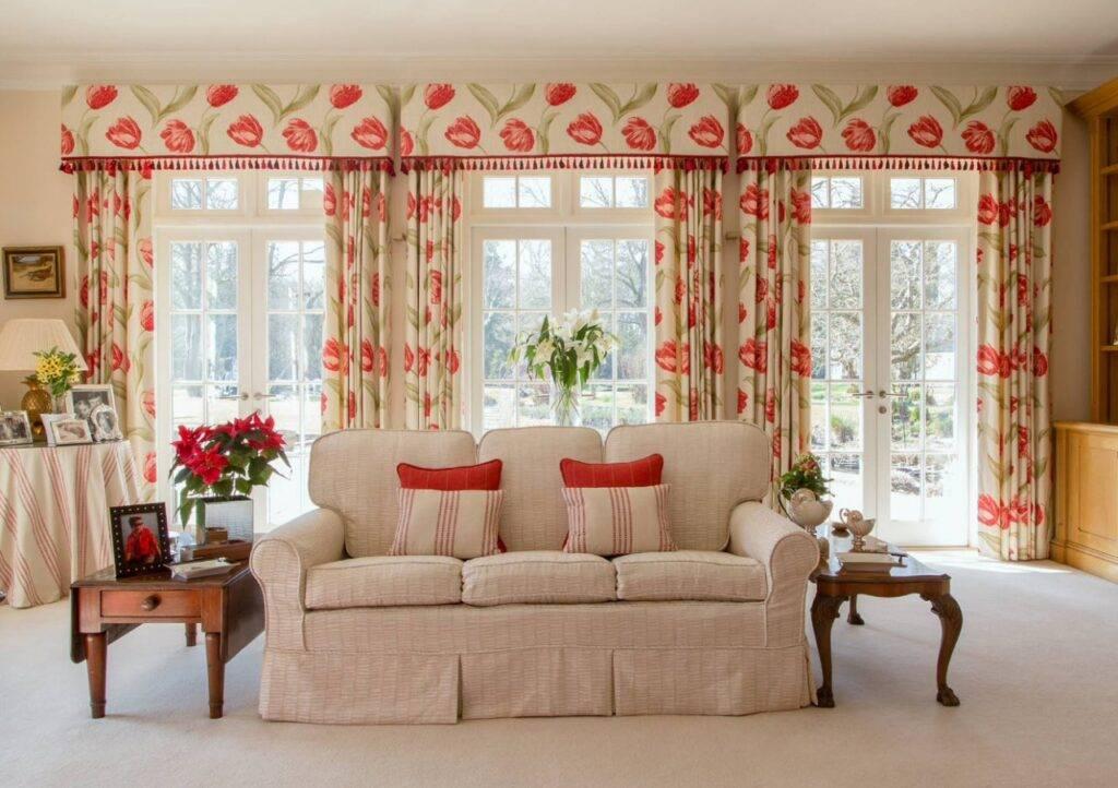 Современные модные шторы